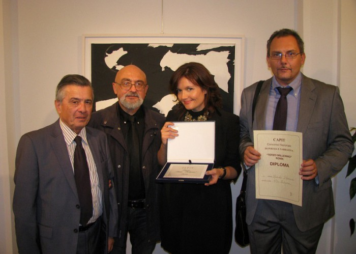 Francesca Panzacchi e Vito Introna